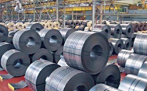 Lần đầu tiên trong 10 năm, nhu cầu thép tại Trung Quốc sụt giảm. Nguyên nhân chính là bởi thị trường bất động sản đi xuống - Ảnh: The Hindu Business Line