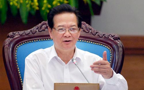 Thủ tướng Nguyễn Tấn Dũng.