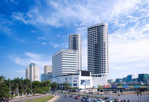 Tổ hợp cao cấp Indochina Plaza Hanoi (241 Xuân Thuỷ, Cầu Giấy) dành ưu đãi đặc biệt cho 8 căn hộ cuối cùng