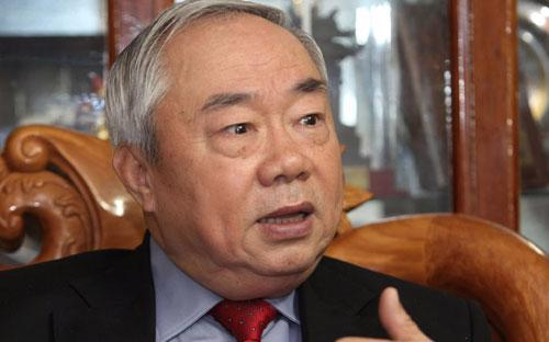 Nguyên Chủ nhiệm Uỷ ban Đối ngoại, Chủ nhiệm Văn phòng Quốc hội Vũ Mão.<br>