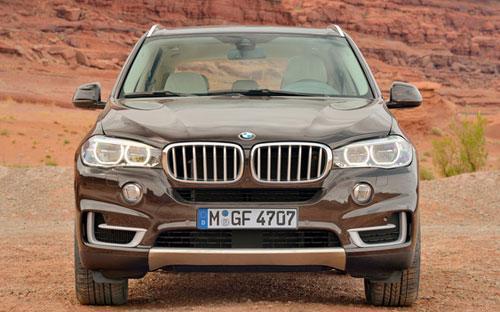 Nếu được phát triển trở lại, BMW X7 dự kiến sẽ ra mắt vào cuối năm 2015 - Ảnh: Leftlane. <br>