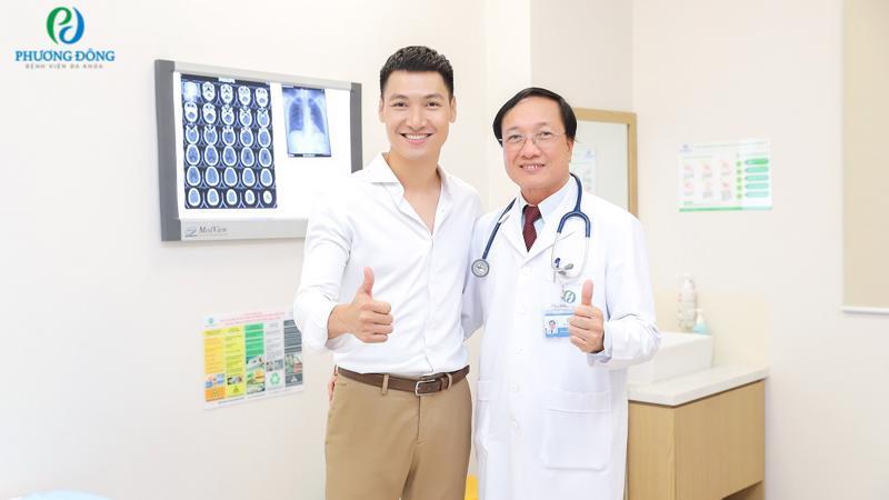 Bệnh viện đa khoa Phương Đông - Cơ sở khám chữa bệnh uy tín được đông đảo khách hàng tin tưởng.