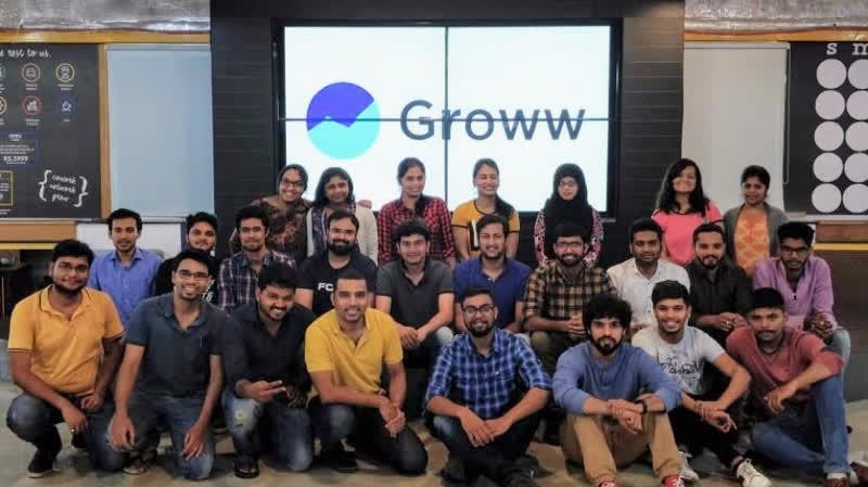 """Groww là một trong những """"kỳ lân"""" công nghệ mới nhất ở Ấn Độ."""
