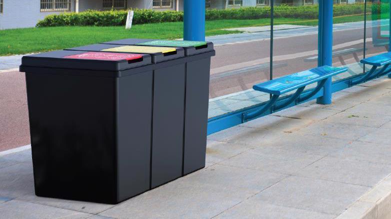 Được sản xuất với nguyên liệu nhựa HDPE, màu sắc phong phú (Xanh lá, Vàng, Cam) cùng kích thước đa dạng (dung tích 90l, 120l, 240l) thùng rác công cộng Nhựa Duy Tân luôn người tiêu dùng tín nghiệm và lựa chọn.