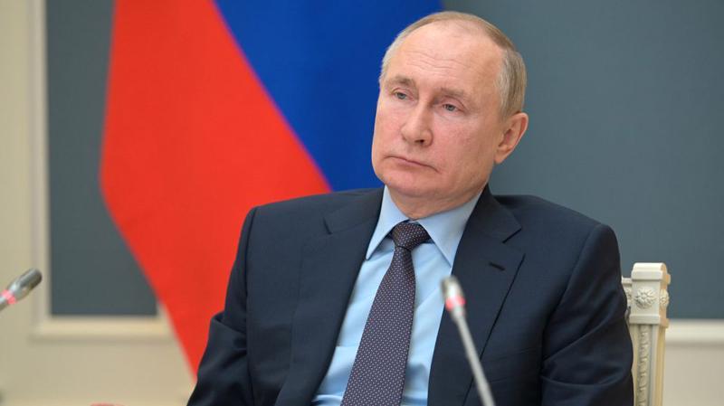 Tổng thống Nga Vladimir Putin - Ảnh: Reuters.