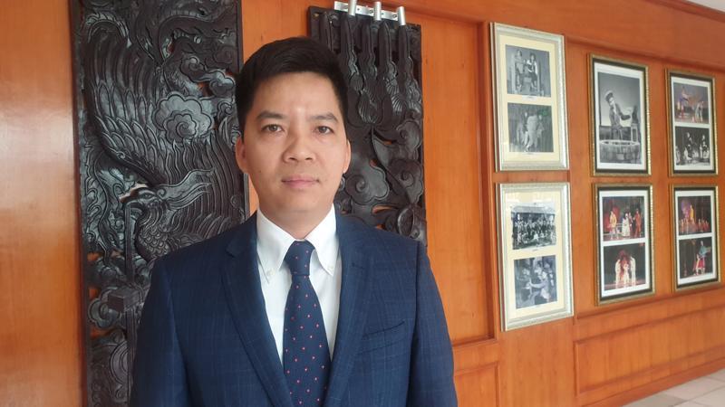 Ông Hà Quang Hưng, Phó Cục trưởng Cục Quản lý nhà và thị trường bất động sản