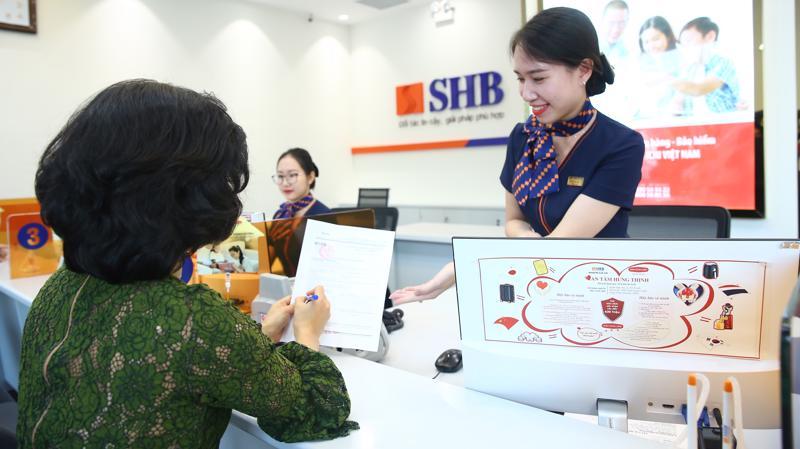 Sau khi hoàn thành việc chi trả cổ tức, vốn điều lệ của SHB sẽ tăng lên mức hơn 19.260 tỷ đồng.