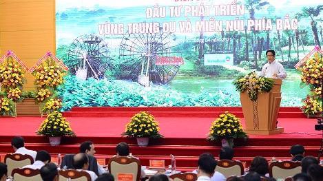 Diễn đàn: Đầu tư phát triển vùng trung du và miền núi phía Bắc
