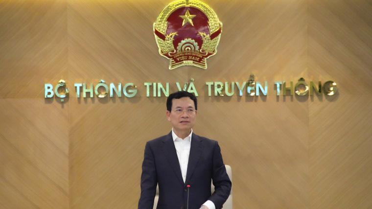 Bộ trưởng Nguyễn Mạnh Hùng đưa ra một số bài toán để các đơn vị, doanh nghiệp trong Ngành quan tâm tìm ra giải pháp