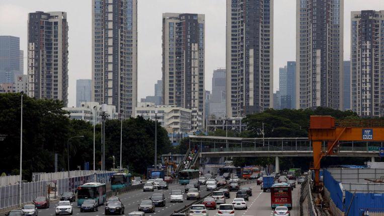 """Thuế bất động sản được xem là """"thần dược"""" giúp Trung Quốc hạ nhiệt cơn sốt địa ốc - Ảnh: Getty Images"""