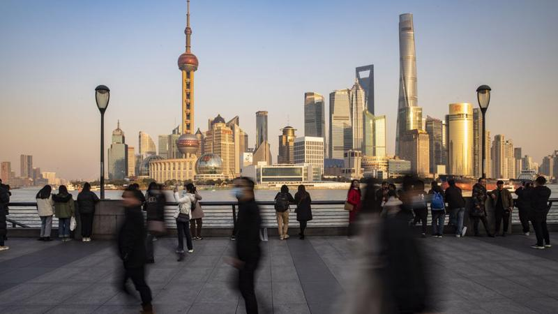 Thượng Hải là thành phố đắt đỏ nhất đối với giới giàu - Ảnh: Bloomberg