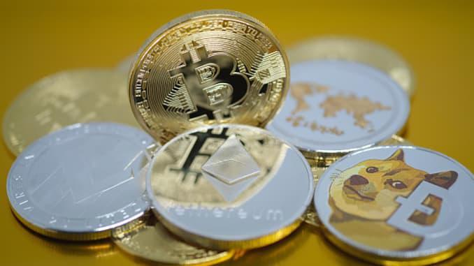 Thị trường tiền ảo tiếp tục bùng nổ trong năm 2021 - Ảnh: Coindesk