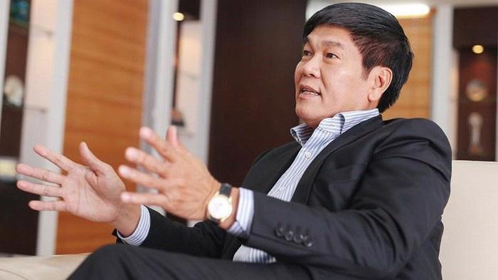Ông Trần Đình Long, Chủ tịch HĐQT Công ty CP Tập đoàn Hoà Phát.