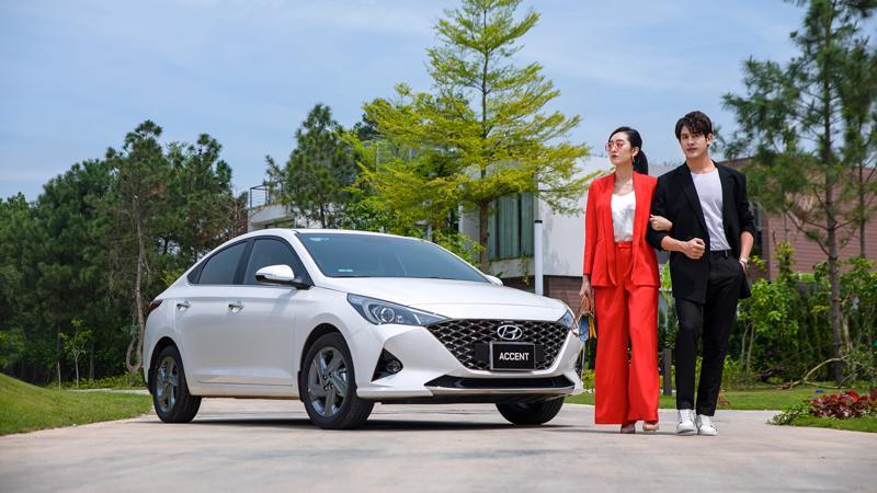 Cộng dồn 3 tháng đầu năm, Hyundai Accent đạt tổng sản lượng bán hàng 4.808 chiếc, cao hơn 938 chiếc so với kỳ phùng địch thủ Toyota Vios.