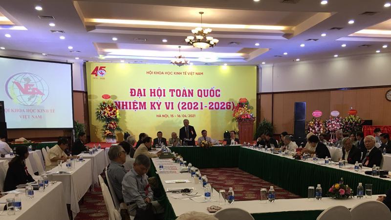 Đại hội lần thứ VI Hội Khoa học Kinh tế Việt Nam