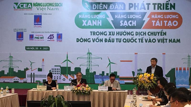 Diễn đàn: Năng lượng xanh, năng lượng sạch, năng lượng tái tạo