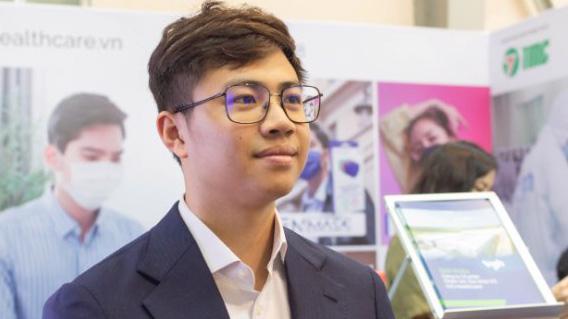 """CEO 9X Trương Vĩnh Giang: """"Càng đi sâu vào tôi càng thấy tiềm năng lớn ở thị trường khẩu trang...""""."""