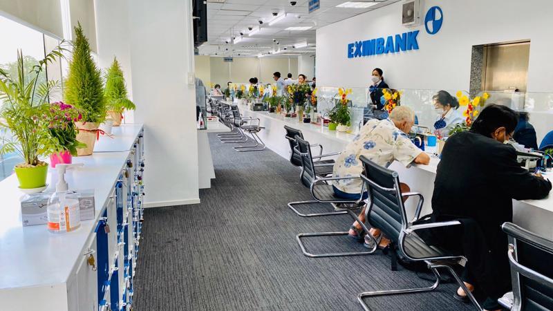 Eximbank vẫn đang hoạt động hiệu quả với sự minh bạch cao.