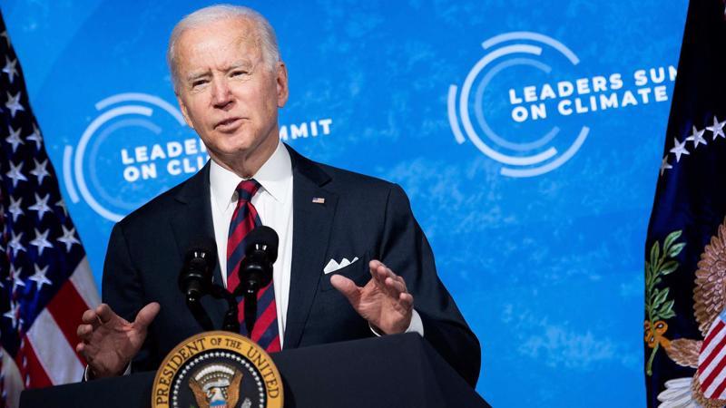 Tổng thống Mỹ Joe Biden - Ảnh: AFP