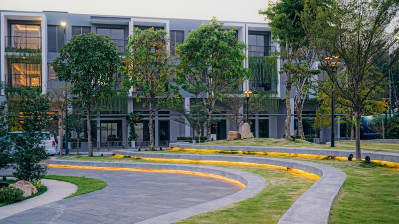 The Standard là dự án nhà phố biệt lập hiếm hoi tại thị trường Bình Dương.
