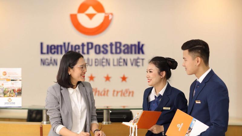 Lợi nhuận trước thuế quý 1/2021 của LienVietPostBank gấp đôi cùng kỳ năm ngoái