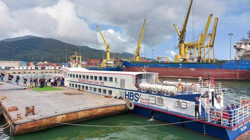 Cảng Tiên Sa sẽ sớm quá tải, phải đẩy nhanh xây dựng cảng Liên Chiểu