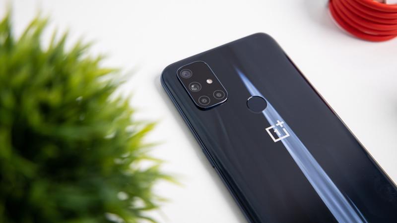 OnePlus Nord N10 là một trong những smartphone 5G phân khúc giá dưới 8 triệu đồng.