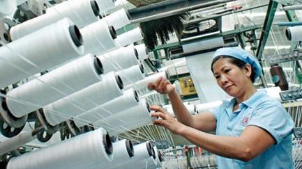 Ngành Dệt may vẫn phụ thuộc vào nguyên liệu nhập khẩu