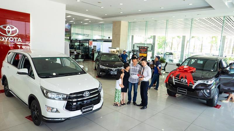 """Lý lẽ thuyết phục nhất để giải thích cho hiện tượng tăng sốc của sức mua ô tô tháng 3 là bởi sự """"nén"""" lại của người tiêu dùng đã tới giới hạn."""