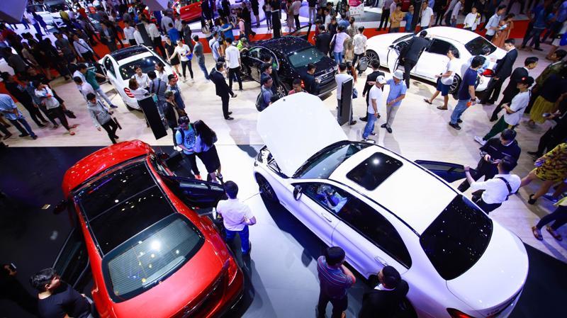 Trong 3 tháng đầu năm nay, Việt Nam đã nhập khẩu tổng cộng 34.640 xe ô tô nguyên chiếc.