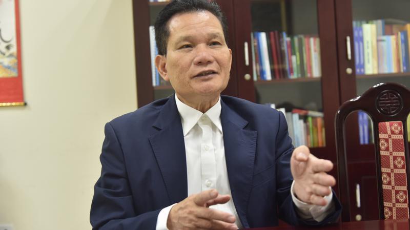 Ông Bùi Sỹ Lợi, Phó Chủ nhiệm Uỷ ban về các vấn đề xã hội của Quốc hội. Ảnh - N.Dương.
