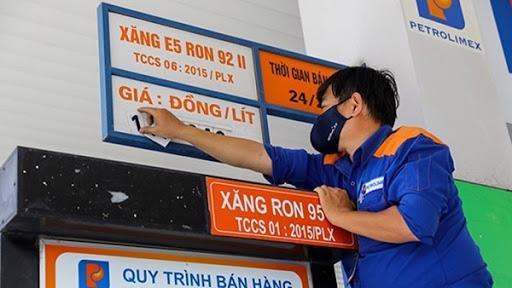 Xăng dầu đồng loạt giảm giá từ 16 giờ 30 phút ngày 12/4