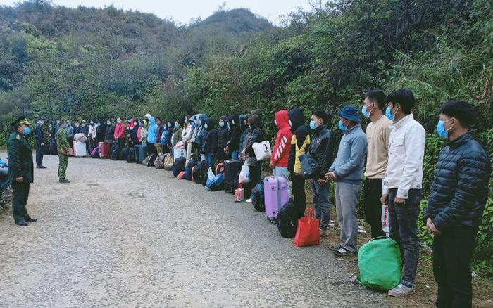 Thủ tướng chỉ đạo xử lý nghiêm theo pháp luật các trường hợp nhập cảnh trái phép, nhất là ở các tỉnh biên giới, đặc biệt là biên giới Tây Nam - Ảnh: VTV