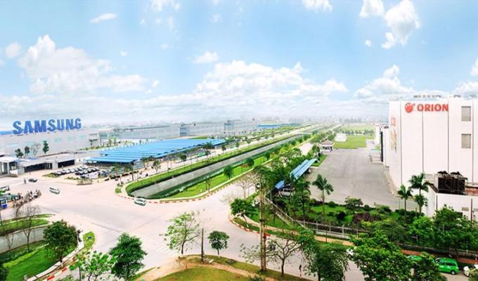 Bắc Ninh gây ấn tượng bởi thu hút FDI
