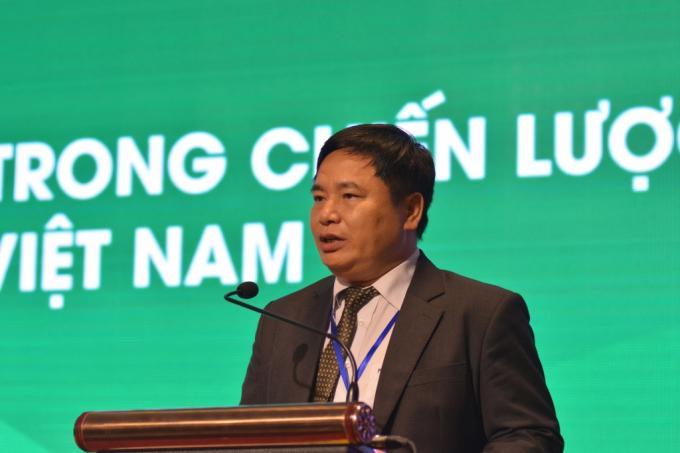 Ông Nguyễn Anh Tuấn, Viện trưởng Viện Nghiên cứu phát triển du lịch