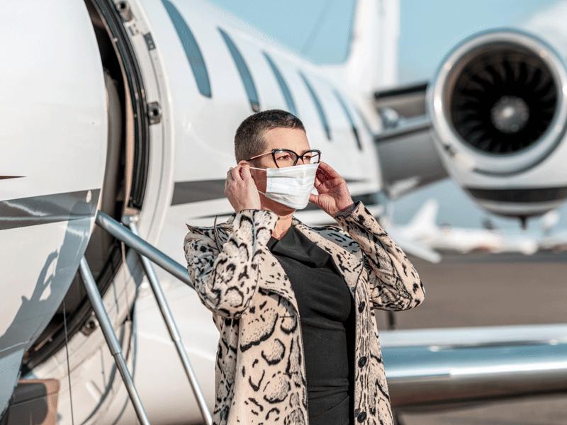 Giá thuê máy bay tư nhân 6 chỗ ngồi và 12 chỗ ngồi từ Mumbai đi Dubai lần lượt là 31.000 USD và 38.000 USD - Ảnh: Getty Images