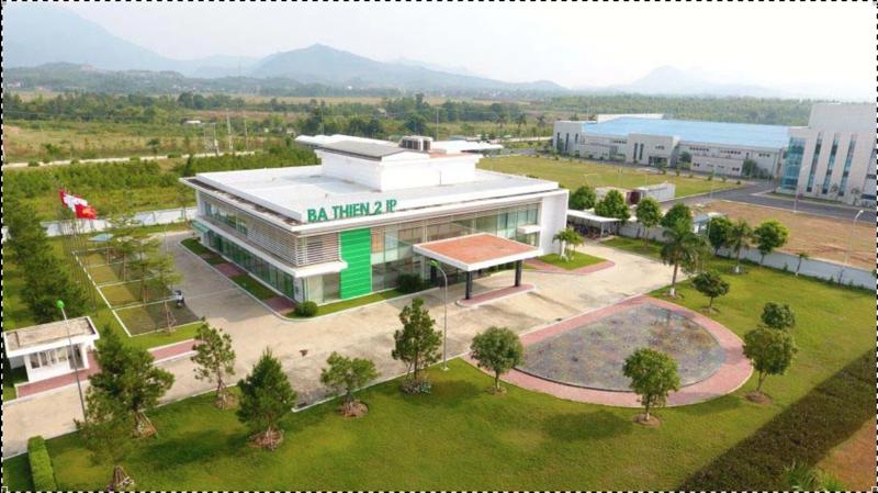 """Từ mười năm nay, Khu công nghiệp Bá Thiện II tại Vĩnh Phúc đã trở thành """"ngôi nhà thứ hai"""" của nhiều nhà đầu tư nước ngoài khi đến Việt Nam làm ăn"""
