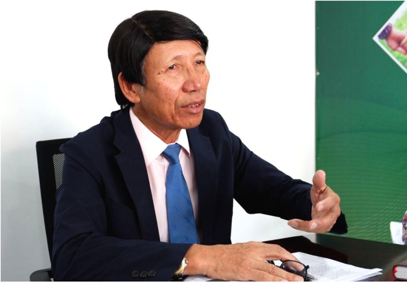 Ông Phan Hữu Thắng, nguyên Cục trưởng Cục Đầu tư nước ngoài (Bộ Kế hoạch và Đầu tư)