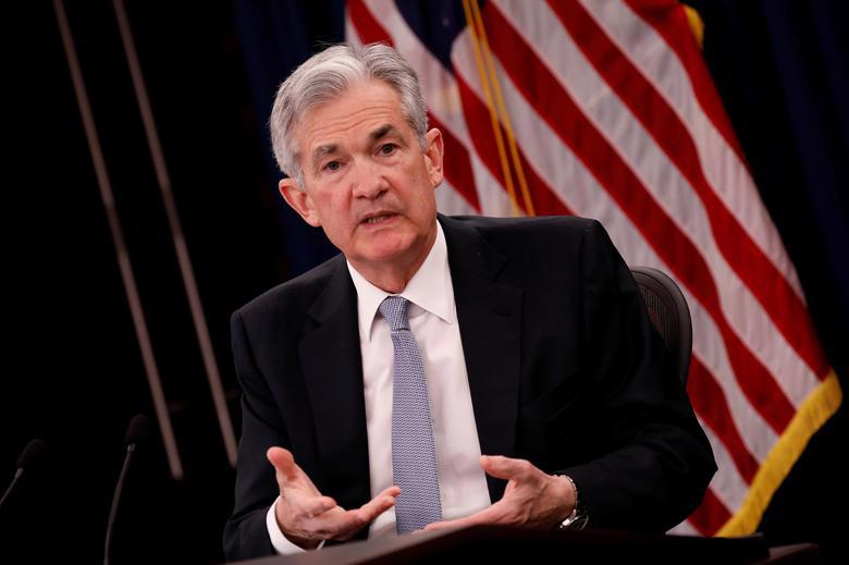 Chủ tịch Fed Jerome Powell - Ảnh: Reuters.