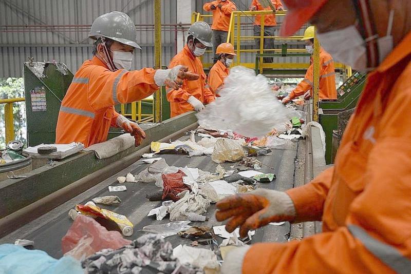 Tái chế là phương án xử lý rác thài hiệu quả nhất