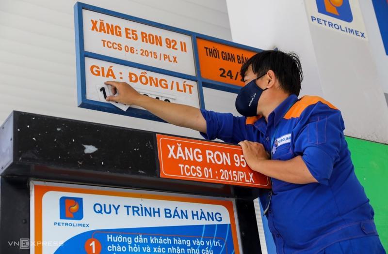 Liên Bộ Công Thương - Tài chính không trích lập Quỹ bình ổn giá đối với một số loại xăng dầu
