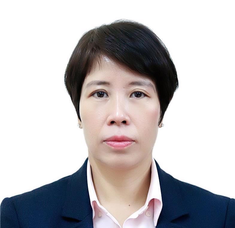 Bà Nguyễn Thị Bích Ngọc được bổ nhiệm làm Thứ trưởng Bộ Kế hoạch và Đầu tư - Ảnh: VGP