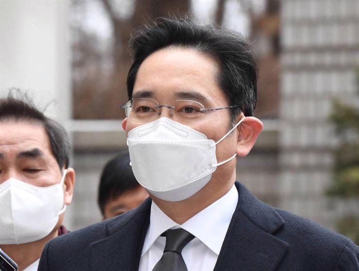 Thái tử Samsung Lee Jae-yong - Ảnh: Reuters