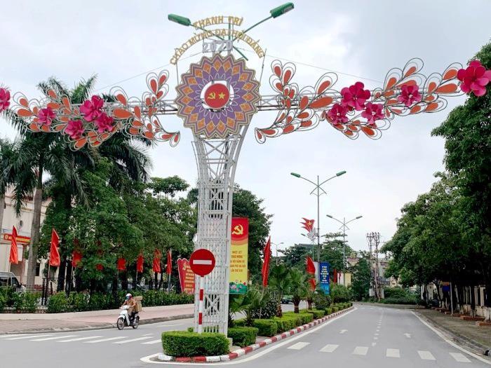 Thanh Trì là một trong những huyện nằm trong đề án kế hoạch lên quận trong giai đoạn 2021-2025