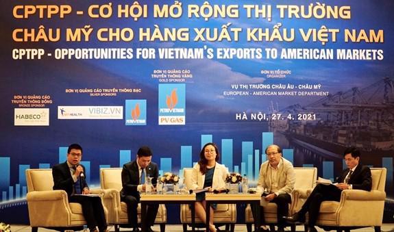 Xuất khẩu sang các thị trường CPTPP còn nhiều thách thức