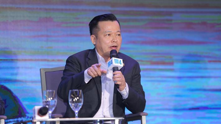 Shark Nguyễn Thanh Việt - Chủ tịch Hội đồng quản trị, Tổng giám đốc Intracom Group.