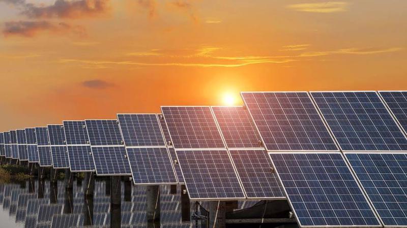 Vật liệu từ tấm pin mặt trời có thể tái chế