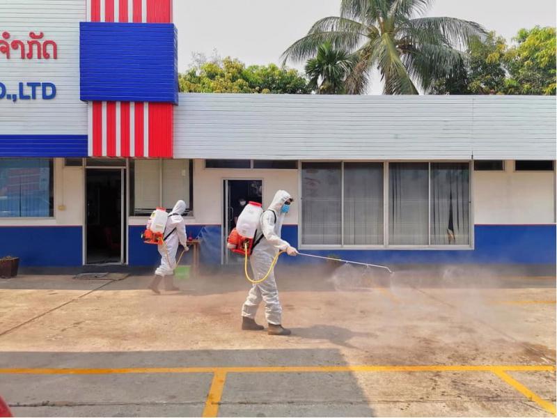 Ngày 30/4, Lào có thêm 85 ca nhiễm Covid-19 mới, nâng tổng số ca nhiễm đến nay lên 757 - Ảnh: VnExplorer