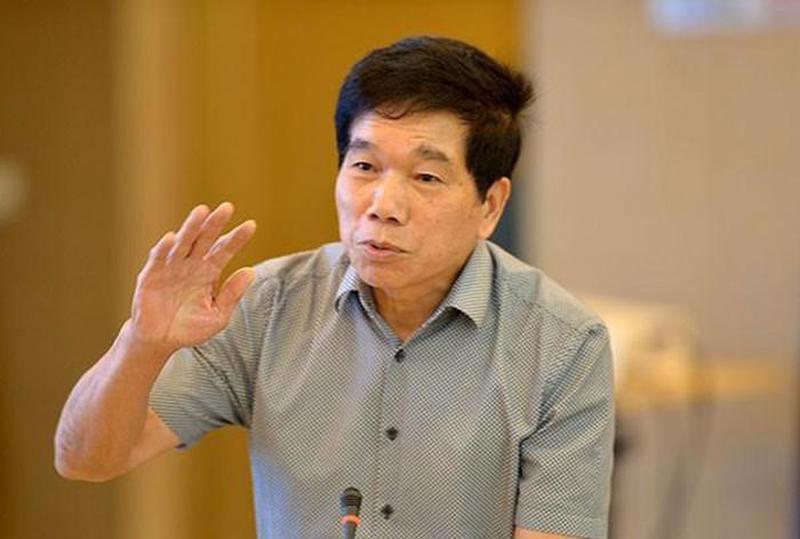 Ông Nguyễn Quốc Hiệp, Chủ tịch Hiệp hội nhà thầu xây dựng Việt Nam.