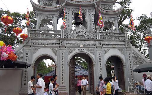 Đền Tiên La, tỉnh Thái Bình